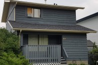 upgraded kitchen, tile and wood floorings, paint, sunny back yard, near shopping at 120 Shawmeadows Rd SW, Calgary, AB T2Y 1B3, Canada for