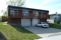 Huntington duplex at 7809 Hunterquay Road Northwest, Calgary, AB T2K 4V1, Canada for