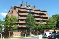 Killarney Manor (Large, Quiet Suite) black granite counter at 1900 25a St SW, Calgary, AB T3E 1Y5, Canada for